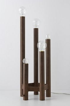 Five Beacons Table Lamp #anthropologie