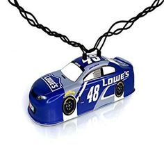 NASCAR Jimmie Johnson #48 Party Lights