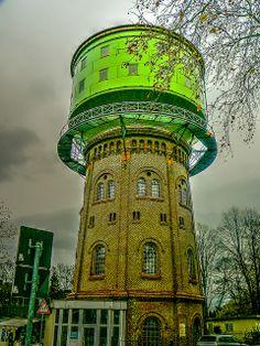 Wasserturm Essen-Steele | Flickr - Fotosharing!
