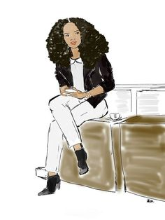 Young Black And Ambitious by Nikisgroove on Etsy