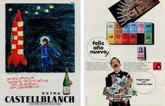 Extra Castellblanch,1968  Fosforera Española, 1969