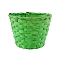 Basket in bright green - Buy at Dymak | Wholesale