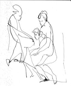 Spend 25€ and save 5€ with the code ART05  On offer here is my #original #drawing from the surrealist erotic series, Please check my Etsy shop to see other pictures from the same series. They all are originals one of ... #art #gift #affordable #painting #woman #nude #man #lover #couple #love #romance #erotica #sex #surrealism #picasso