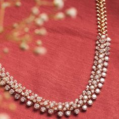 Gold Ring Designs, Jewellery Designs, Necklace Designs, Royal Jewelry, India Jewelry, Gold Jewelry, Dimond Necklace, Diamond Jewellery, Diamond Mangalsutra