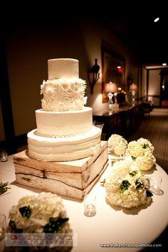 cake on box