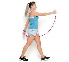 Exercícios para tonificar o braço durante a caminhada   - Bem-Estar  - Viva Saúde