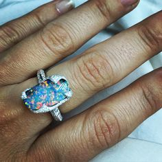 The KAT FLORENCE Lightening Ridge Black Opal Collection auction opens tonight in…