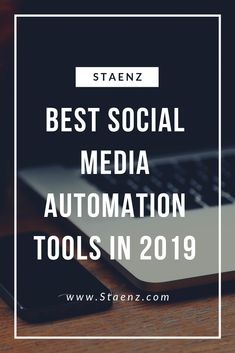 Hello readers! How are you doing? Today, I'll help you guys with the various Social Media Automation tools in 2019. We'll also understand what exactly is social media automation and how it saves our time and efforts. So what exactly is social media automation? Let's find out! #digitalmarketing #socialmedia #tools Social Media Statistics, Social Media Analytics, Top Social Media, Social Media Quotes, Social Media Content, Social Media Marketing, Business Marketing, Digital Marketing, Social Media Automation