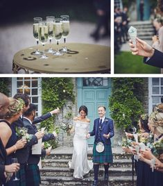 Some of our favourite photos from Emma and Ross's laughter-filled wedding day at the stunning Kingston Estate in Devon by team of two documentary wedding photographers Nova Emma Ross, Kingston, Devon, Confetti, Documentaries, Groom, Wedding Day, Wedding Photography, Bride
