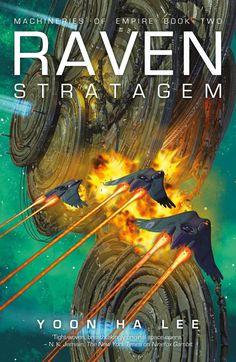 Resultado de imagem para space opera books covers 2017