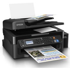 Epson ITS Ink Tank System Multifunction Wi-Fi Printer - Printers, Copiers & Faxes - Computing - Tech & Office 4 In 1, All In One, Ink Tank Printer, Epson Ecotank, Printer Types, Security Equipment, Tp Link, Kenya, Wifi