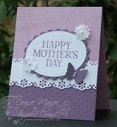 FTTC6 Mothers Day _pb by peanutbee - Cards and Paper Crafts at Splitcoaststampers
