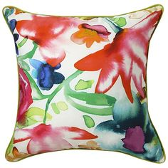 Monette Cushion 45x45cm  Multi
