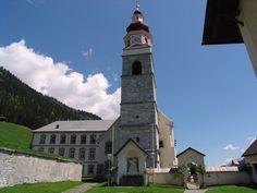 Lesachtal-Maria Luggau (Hermagor) Kärnten AUT Kirchen, San Francisco Ferry, Building, Travel, Snow, Buildings, Viajes, Destinations, Traveling