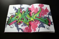 MadC Blackbook The most awesome graffiti woman