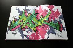 MadC Blackbook The most awesome graffiti woman