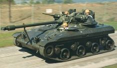 WARFARE TECHNOLOGY: T-92 Light Tank