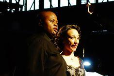 Dampflokkonzert 1. Juli 2018 Elif Aytekin & Siyabonga Maqungo
