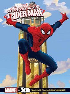Marvel Universe Ultimate Spider-Man & the Avengers (Marvel Adventures/Marvel Universe Spider-Man) @ niftywarehouse.com