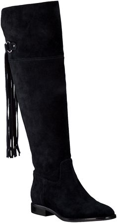 Black Michael Kors Long Boots www. Long Boots, Flat Boots, Vintage Fashion, Purses, My Style, Heels, Prince, Clothes, Black