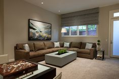 Orchard Media Room - contemporary - Home Theater - Chicago - Michael Abrams Limited