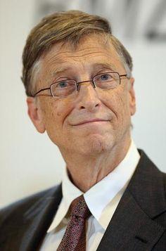 No. 1: Bill Gates