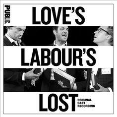Michael Friedman | Love's Labour's Lost [Original Cast Recording] | CD 8289 | http://catalog.wrlc.org/cgi-bin/Pwebrecon.cgi?BBID=14039000