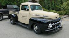 1952 Mercury M-1 Pickup Truck | Flickr - Photo Sharing!