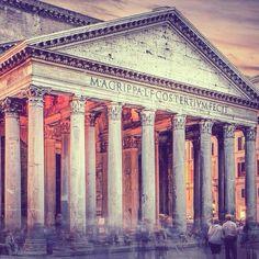 Rome, Pantheon.