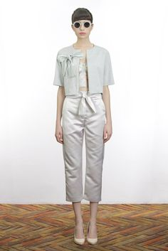 Alexandre Herchcovitch - Resort 2012 - Look 16