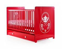 Cosatto Story 3 in 1 Cot Bed - Babushka - Kiddy Centre Available for pre-order. Single Wardrobe, Bedroom Wardrobe, Nursery Furniture Sets, Baby Furniture, Nursery Ideas, Baby Changer, Junior Bed, Baby Mattress, Crawling Baby