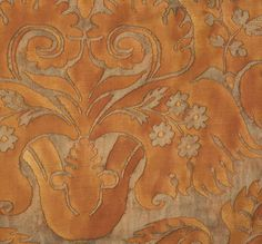 Fabric Designs The Exotic, Romantic Designs of The House of Fortuny — Retrospect Textile Fabrics, Textile Patterns, Textile Design, Textile Art, Fabric Design, Print Patterns, Fabulous Fabrics, Fabric Wallpaper, Home Interior