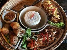 cambodia food remote life