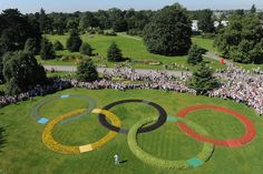 Londra il 24 Luglio, meno 3 all'inizio dei Giochi Olimpici!    #London2012 #OlympicGames #Olimpiadi