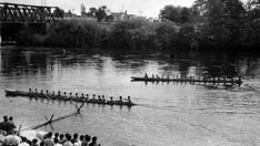 OLD SKOOL: Ngaruawahia's regatta hasn't moved more than half a kilometre since it began in Island Nations, South Pacific, Old Skool, Historical Photos, Celebrities, Travel, Google Search, Historical Pictures, Celebs