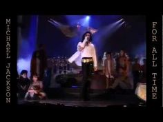 Michael Jackson - Live MTV 10th Anniversary 1991 - HD - YouTube
