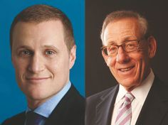 Heavyweight developers Stephen Ross and Rob Speyer nearly came to blows over 421-a