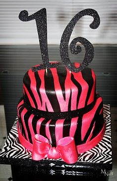 Simply Delicious Cakes: Sweet Sixteen