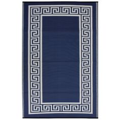 World Athens Indoor/Outdoor Rug - Griffin Design Source on Joss and Main