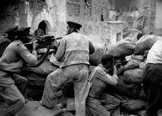 Batalla de Belchite, #Fotografía Agustí Centelles i Ossó