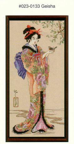 Geisha - Janlynn 1