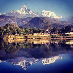 Pokhara in Western Region
