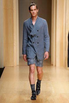 #Menswear #Trends JOSEP ABRIL Spring Sumer 2015 Primavera Verano #Tendencias #Moda Hombre