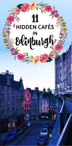 Looking for things to do in Edinburgh? Check out these cafes in Edinburgh worth visiting. Edinburgh pubs are included too in this post! You'll be proud to discover all these in Edinburgh, Scotland. Edinburgh Travel, Edinburgh Scotland, Scotland Travel, London Travel, Scotland Vacation, Scotland Trip, Ireland Vacation, Ireland Travel, Places To Travel