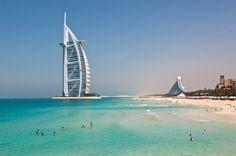 I would love to go to Dubai. Gorgeous.