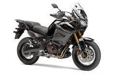 2016 Yamaha Super Ténéré ES Adventure Touring/Dual Sport Motorcycle - Model Home