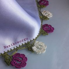 Needle Lace, Crochet Lace, Diy And Crafts, Crochet Earrings, Projects To Try, Crochet Patterns, Shawl, Knitting, Instagram