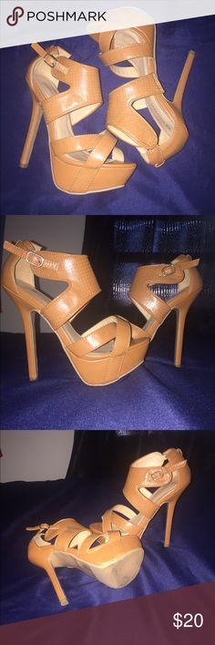 Open toe sandals High open toe sandals Shoes Sandals