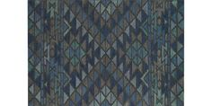 "Navy Blue Tribal Geometric Flatweave Rug - 9'3"" X 13' on Chairish.com"