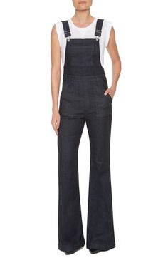 AG 'Lolita' Denim Overalls (Cutie) available at #Nordstrom
